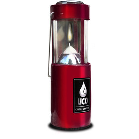 UCO Candle Lantern, red